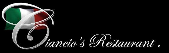 Ciancio's Logo Long